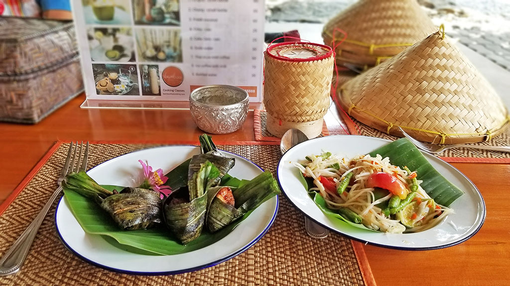 Bamboo Thai Cooking